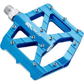 XLC PD-M12 Pédale VTT/trekking, blue